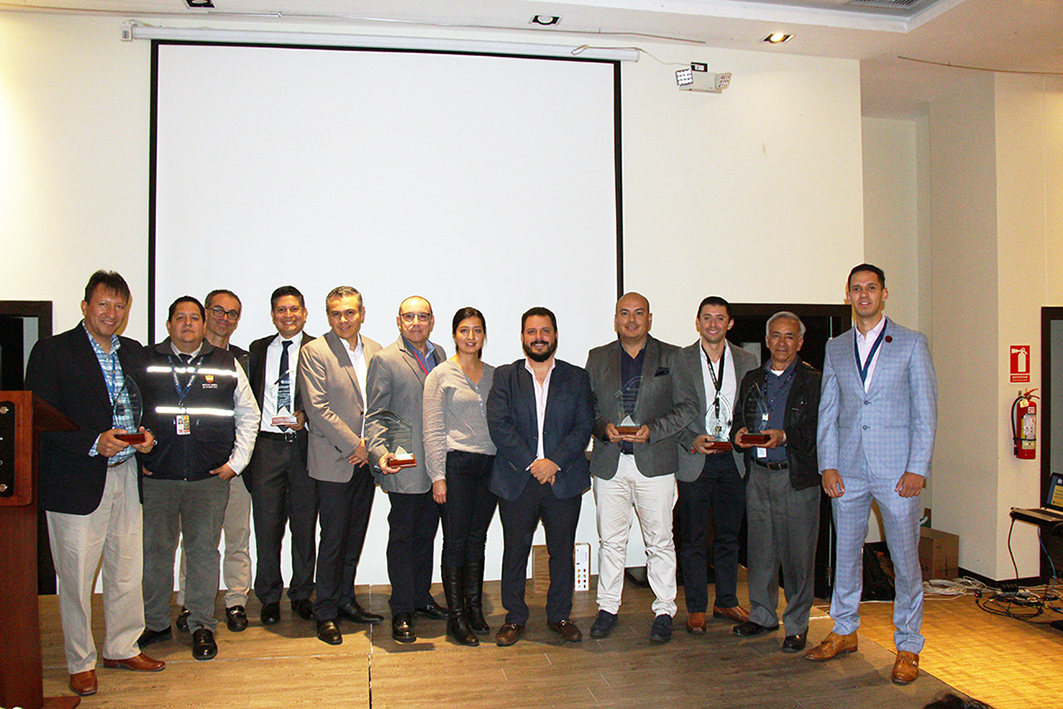 Quito Airport celebrates 2018 Operational Safety Week
