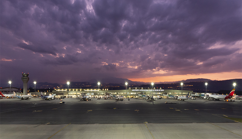 Quito International Airport Celebrates 6th Anniversary With A
